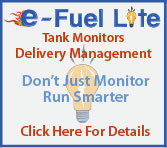 e-Fuel Lite. Propane tank monitoring and delivery management.